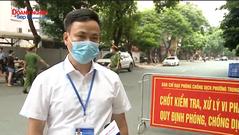 Phường Trung Hòa: Tiếp tục thực hiện chặt chẽ, có hiệu quả các biện pháp phòng, chống dịch Covid-19