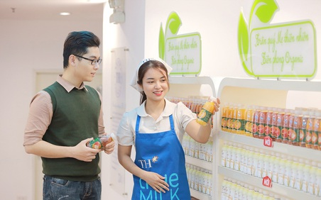 TH Group thăng hạng, lọt top 6 nơi làm việc tốt nhất Việt Nam