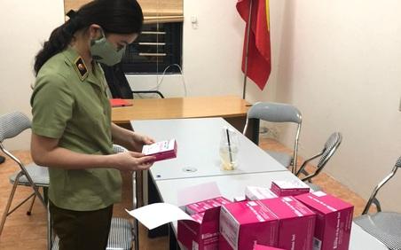Hà Nội: Tạm giữ 400 bộ dụng cụ xét nghiệm Covid-19 không hóa đơn, chứng từ