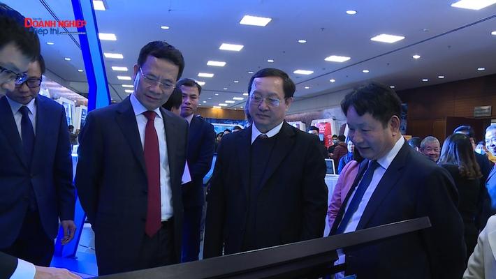 """Lễ công bố và trao giải thưởng """"Sản phẩm công nghệ số Make in Việt Nam"""" năm 2020"""